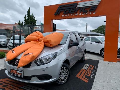 FIAT SIENA ATTRACTIVE 1.0 FIRE FLEX 8V 4P