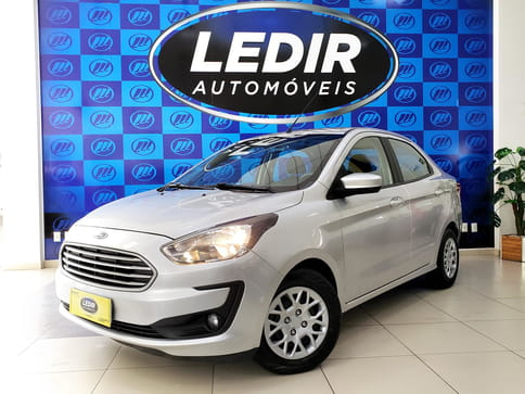 FORD KA 1.5 SEDAN SE Plus 12V Flex 4P Mec