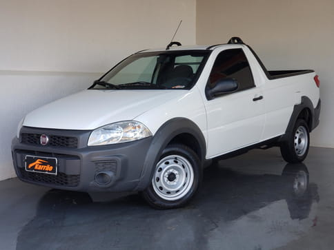 FIAT STRADA HARD WORKING 1.4 EVO FLEX 2P