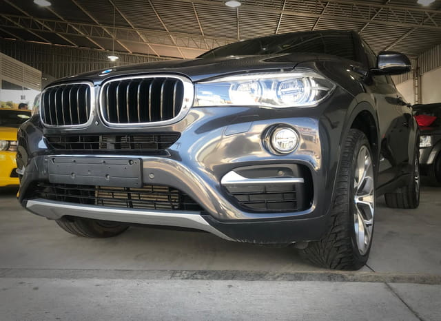 BMW X6 3.0 35I 4X4 COUPE 6 CILINDROS 24V GASOLINA 4P