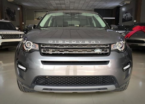 LAND ROVER DISCOVERY SPORT D180 SE