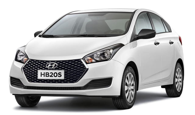 HYUNDAI HB20S EVOLUTION 1.0 TURBO AT