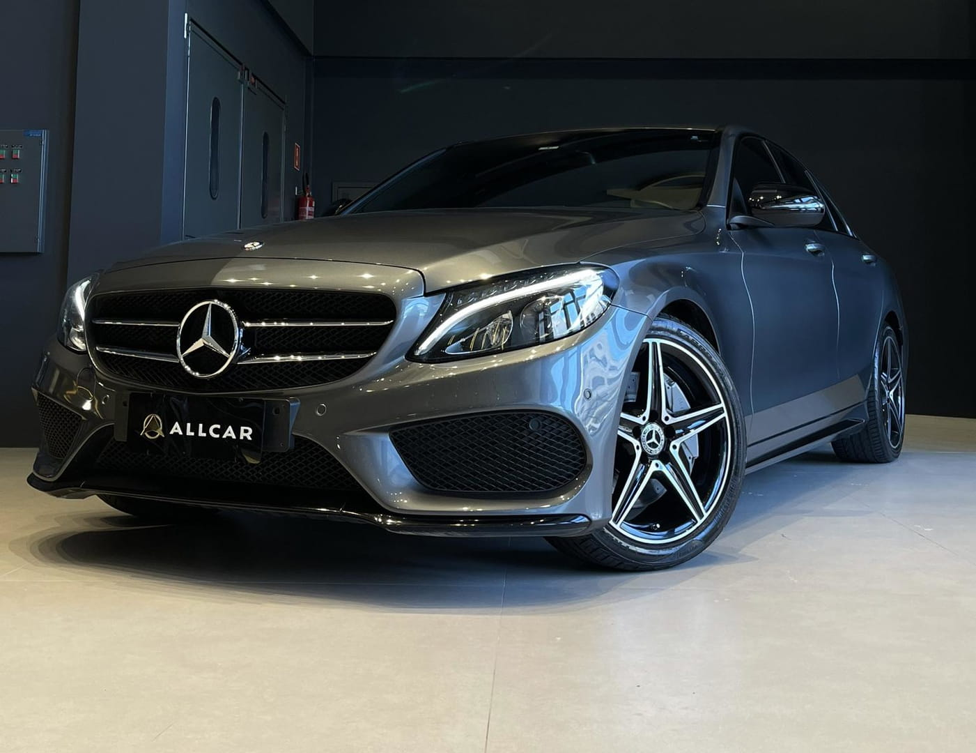 MERCEDES-BENZ C 300 SPORT 2.0 TURBO 9G-TRONIC