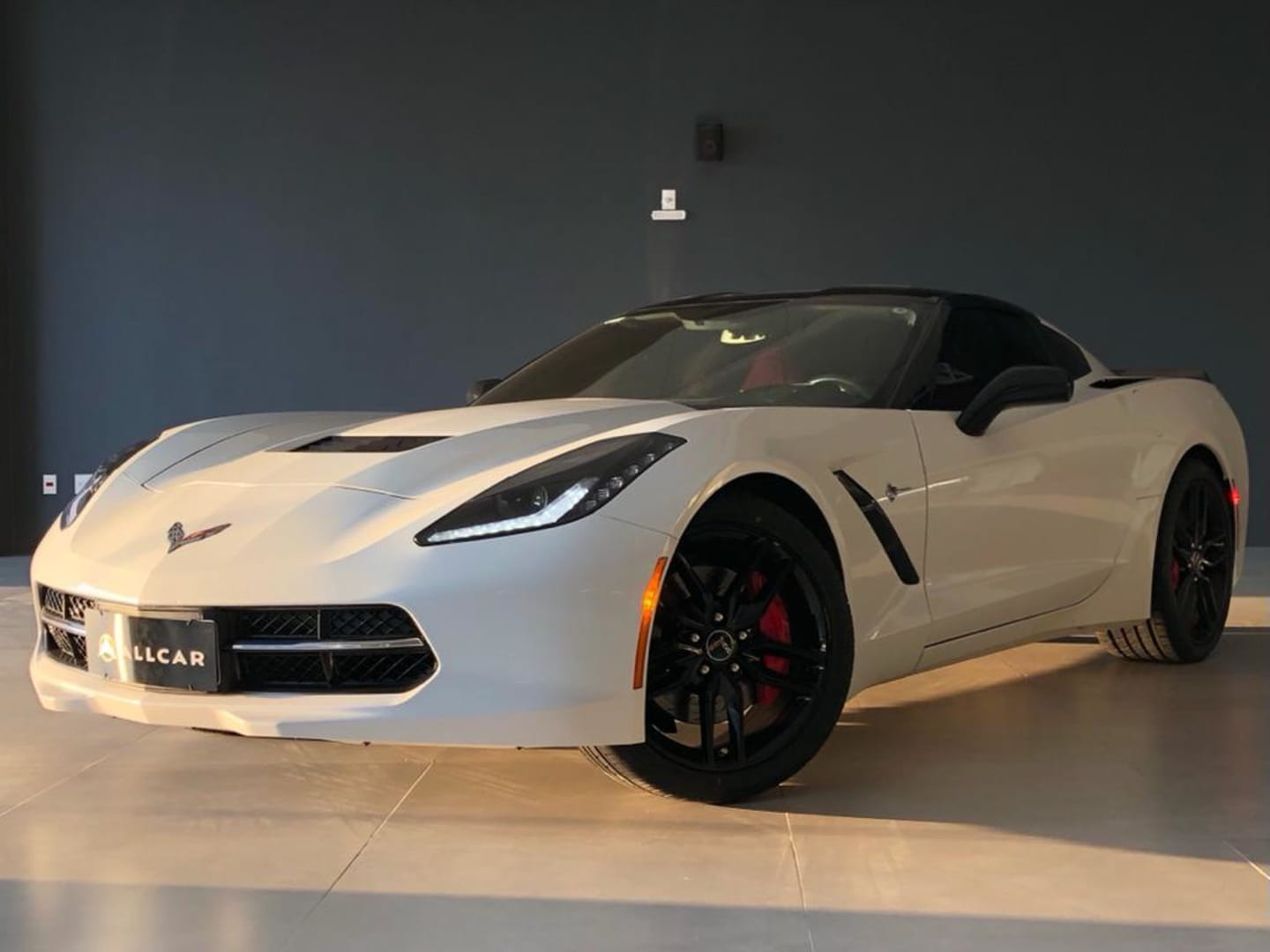 CHEVROLET CORVETTE STINGRAY 6.2 V8 2P