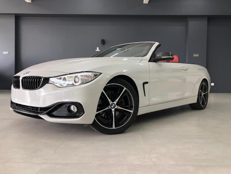 BMW 430I CABRIOLET SPORT 2.0 TB 2P