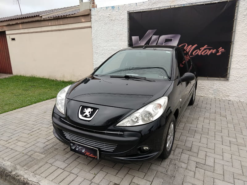 PEUGEOT 207 HATCH XR-SPORT 1.4 8V FLEX 4P