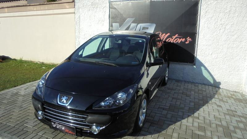 PEUGEOT 307 HATCH PRESENCE(PACK) 1.6 8V