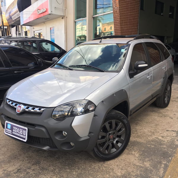 FIAT PALIO WEEKEND ADVENTURE 1.8 16V