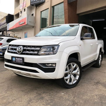 VOLKSWAGEN AMAROK V6 HIGHLINE CABINE DUPLA AT 4X4