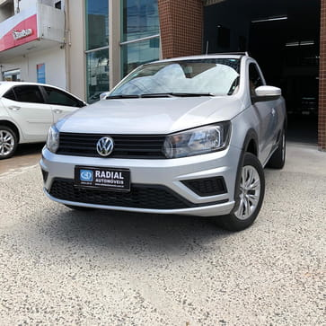 VOLKSWAGEN SAVEIRO TRENDLINE CS 1.6 MSI TOTAL FLEX