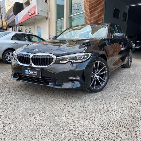 BMW 320i 2.0 SPORT GP 16V TURBO GASOLINA 4P AUT