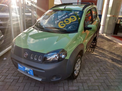FIAT FIAT UNO WAY 1.0