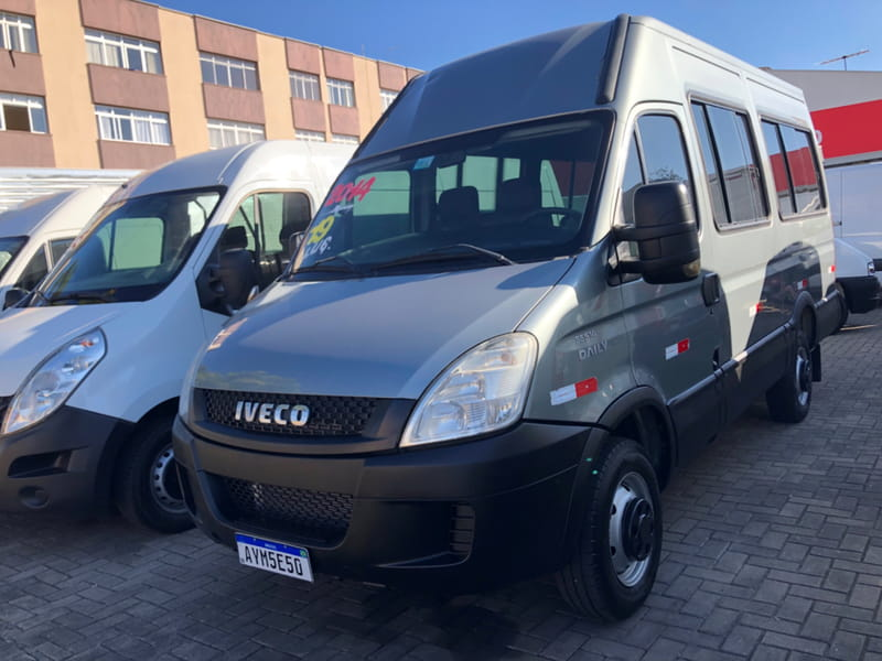 IVECO DAILY LOTACAO(Ch.Curto) 35.10