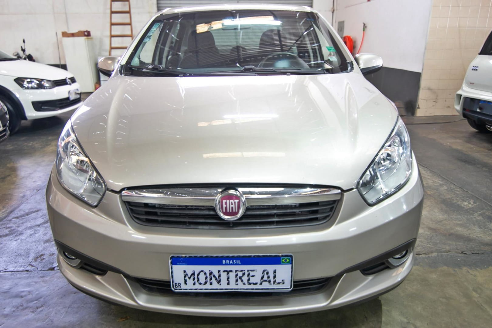 FIAT GRAND SIENA ATTRACTIVE 1.4 8V