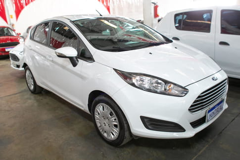 FORD NEW FIESTA 1.6 SE HATCH 16V FLEX 4P MANUAL