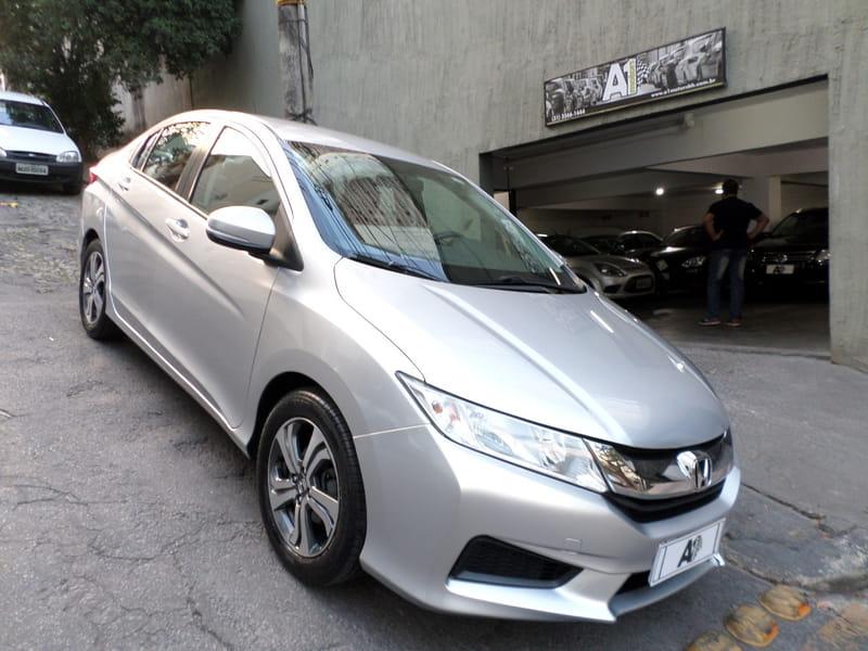 HONDA CITY LX AUTOMáTICO FLEX