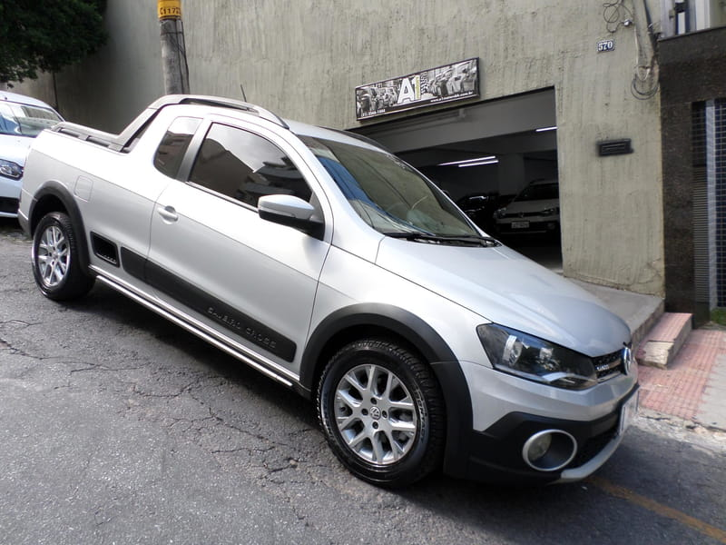 VOLKSWAGEN SAVEIRO CROSS CE 1.6 MSI TOTAL FLEX