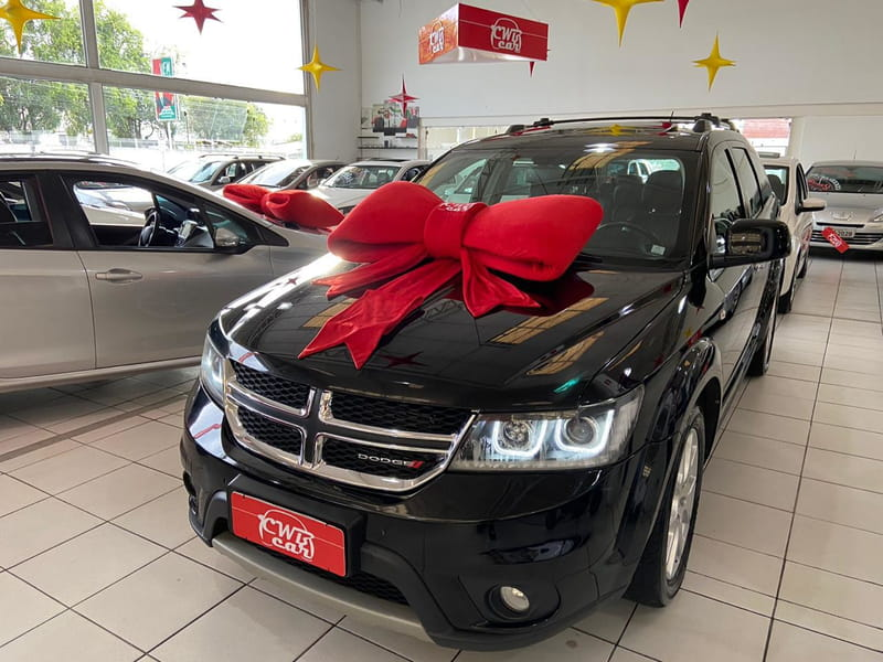 DODGE JOURNEY RT 3.6L AT6