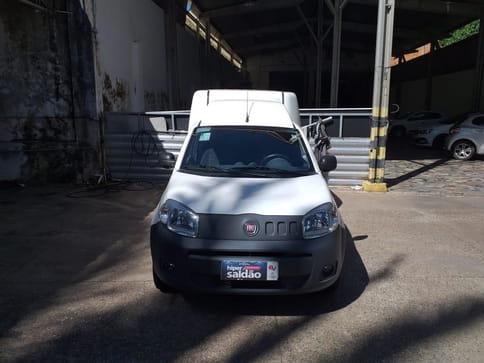 FIAT FIORINO HARD WORKING 1.4 Flex 8V 2P
