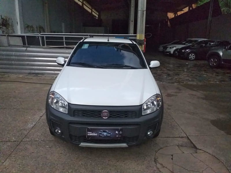 FIAT STRADA FREEDOM CD1.4 FLEX 8V