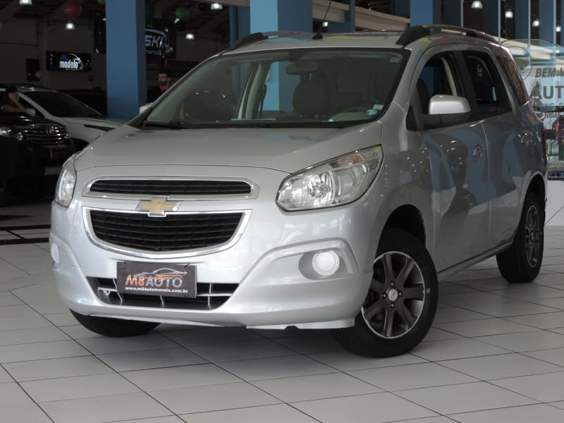 CHEVROLET SPIN 1.8L AT LT