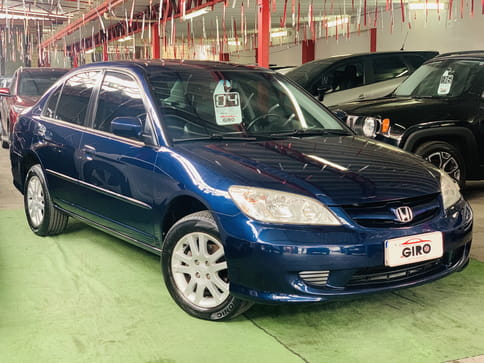HONDA CIVIC SEDAN LX-AT 1.7 16v