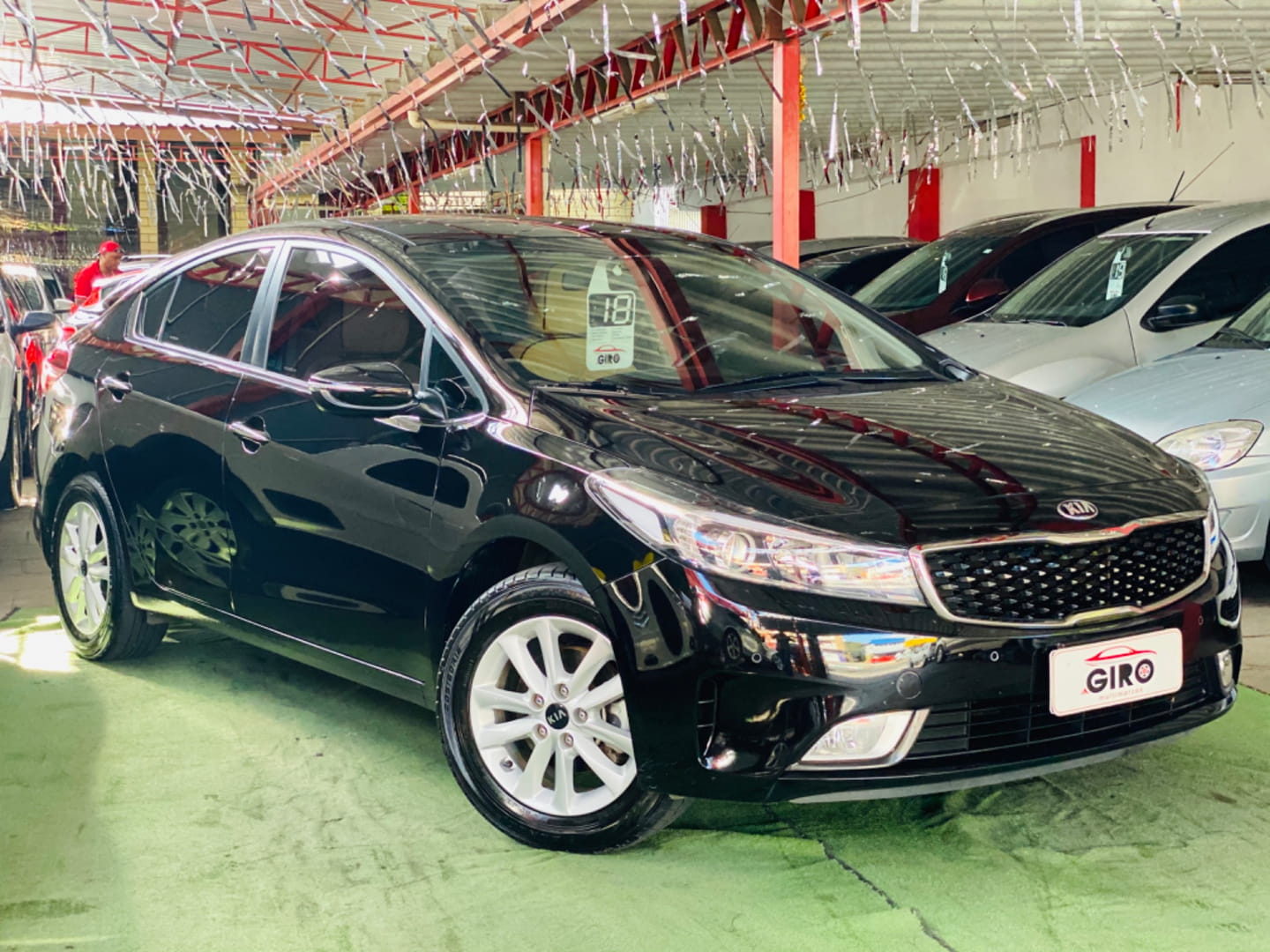 KIA CERATO SEDAN SX-AT 1.6 16V GAS. 4P
