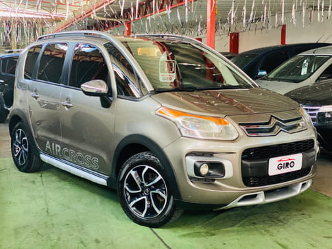 CITROEN C3 AIRCROSS EXCLUSIVE 1.6 16V