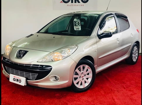 PEUGEOT 207 HATCH XS 1.6 16V FLEX 4P
