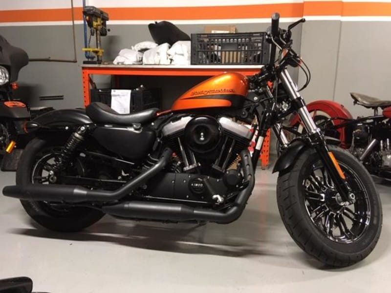 Sportster Forty-Eight 1200 XL