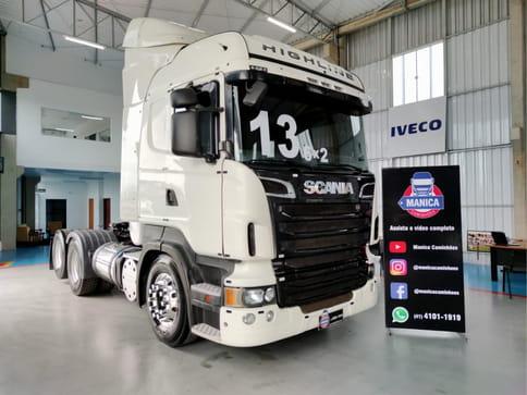 SCANIA  R 440 A6X2