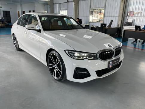 BMW 320iA 2.0 TB M Sport A. Flex/M.Sport 4p