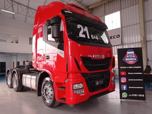 IVECO STRALIS 800 S 48TZ