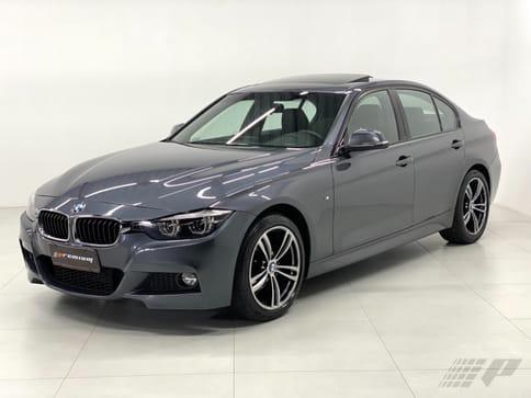 BMW 320i 2.0 M SPORT GP 16V TURBO ACTIVE FLEX 4P