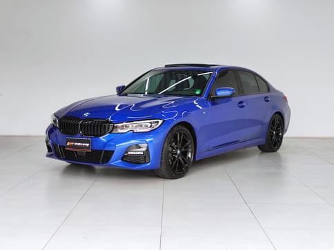 BMW 320I 2.0 SPORT 16V TURBO ACTIVE FLEX 4P AUTOMATICO