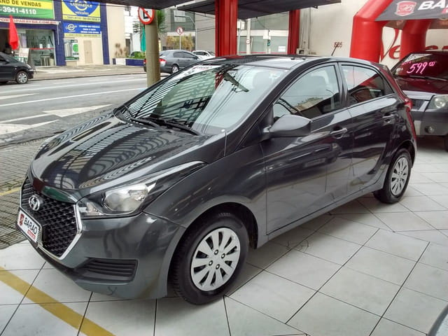 HYUNDAI HB20 1.0MT UNIQUE