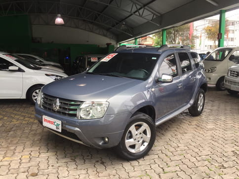 RENAULT DUSTER 1.6 DAKAR 4X2 16V FLEX 4P MANUAL