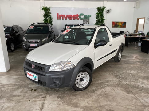 FIAT FIAT  STRADA WORKING 1.4 MPI FIRE FLEX 8V CS