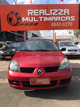 RENAULT CLIO CAMPUS 1.0 16V 2P FLEX
