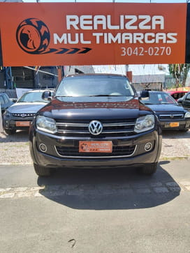 VOLKSWAGEN AMAROK 2.0 S 4X4 CD 16V TURBO INTERCOOLER DIESEL 4P MANUAL