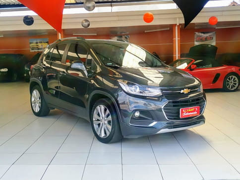 CHEVROLET TRACKER LTZ 1.4 TURBO 16V FLEX 4X2 AUT.
