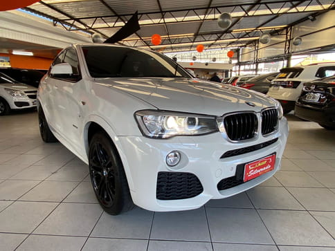 BMW X4 3.0 xDrive35i M Sport