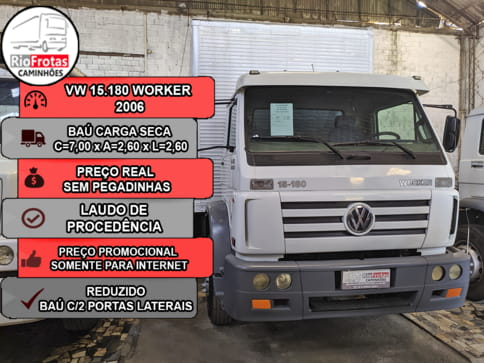 VOLKSWAGEN 15.180 TB-IC(E) 4X2(WORKER)