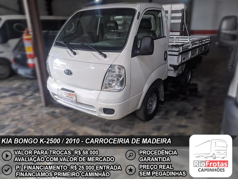 KIA BONGO K-2500 2.5 4X2