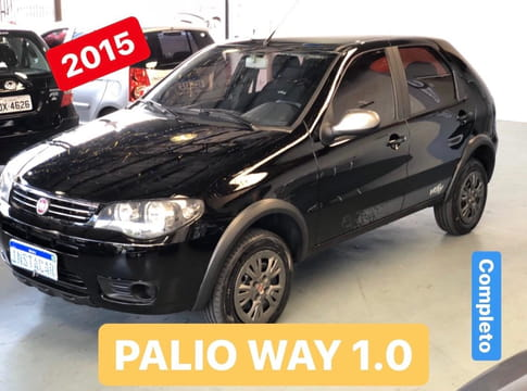 FIAT PALIO WAY 1.0 FIRE FLEX 8V 5P