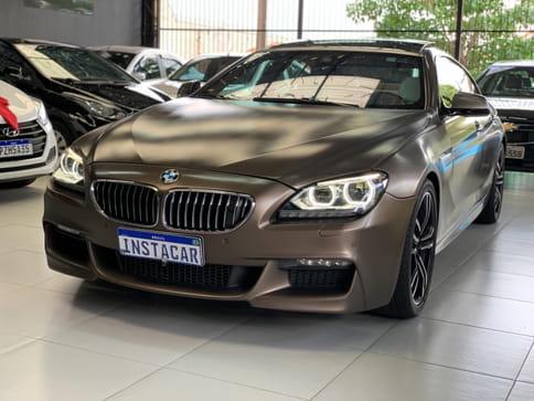 BMW 650I GRAN COUPE 4.4 V8 450CV 4P