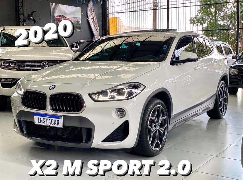 BMW X2 2.0 16V TURBO GASOLINA SDRIVE20I M SPORT X STEPTRONIC