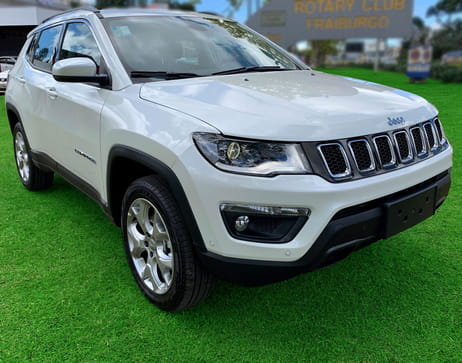 JEEP COMPASS LONG AT9 2.0 4X4