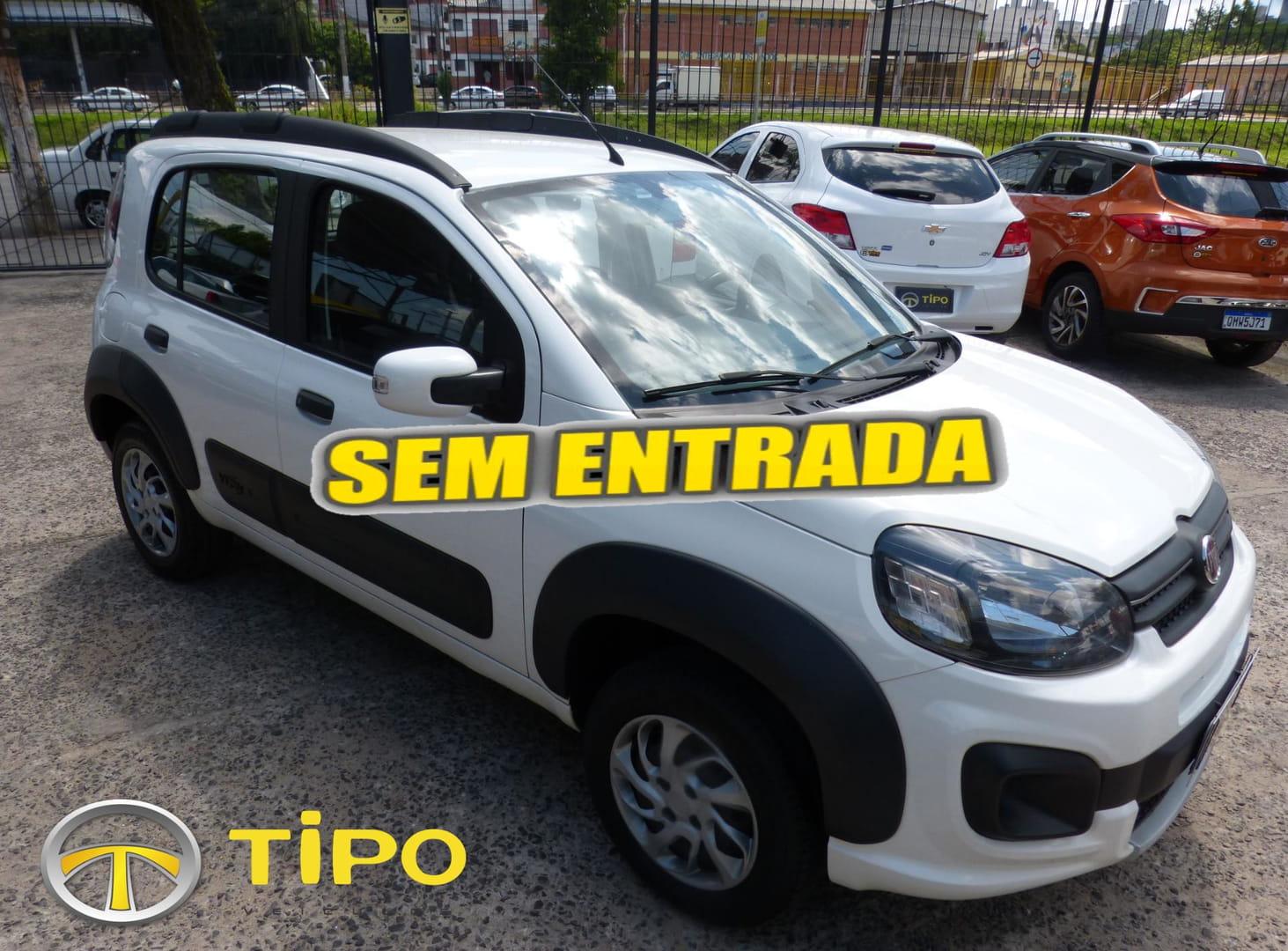Fiat Uno Way 1 0 E 2019 2019 Flex Em Porto Alegre Tipo Veiculos