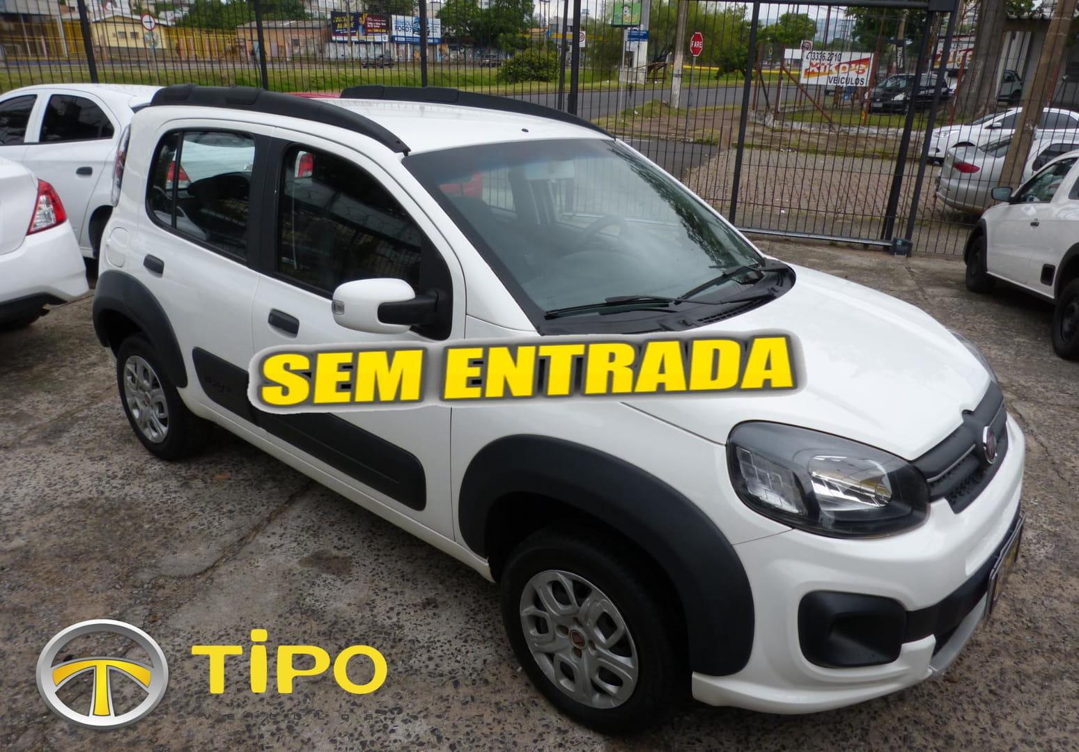 FIAT UNO WAY 1.0 E